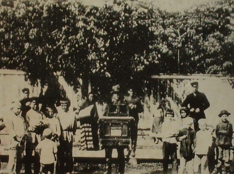 шарманщик. Ижевск. 1890 г.