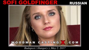 Sofi goldfinger casting woodman casting