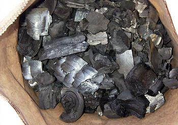 производство угля