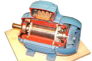 Изготовление асинхронных двигателей
