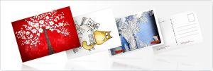 почтовые-открытки