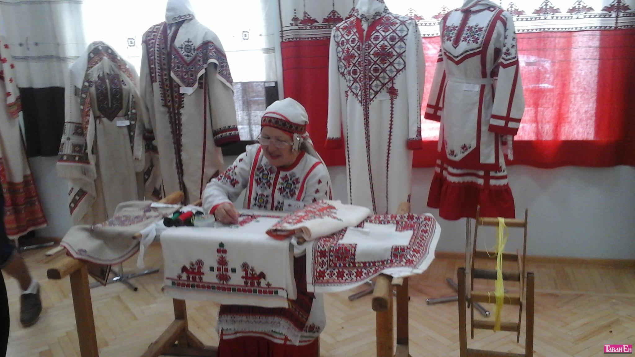 Национальная чувашская одежда Сайт посвященный туризму и путешествиям 14