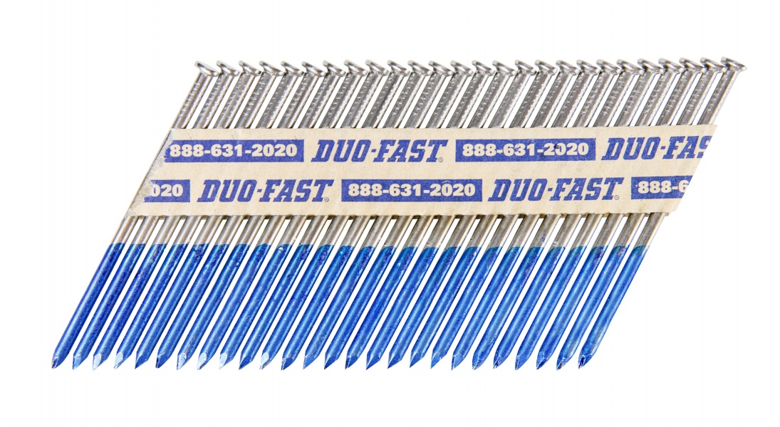 Duo fast framing nails