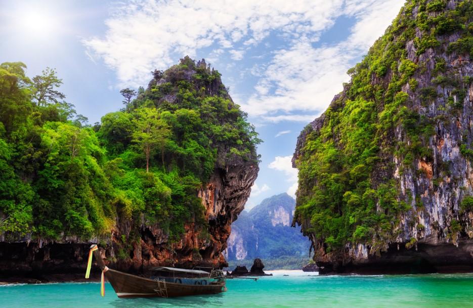 Андаманское море или сиамский залив
