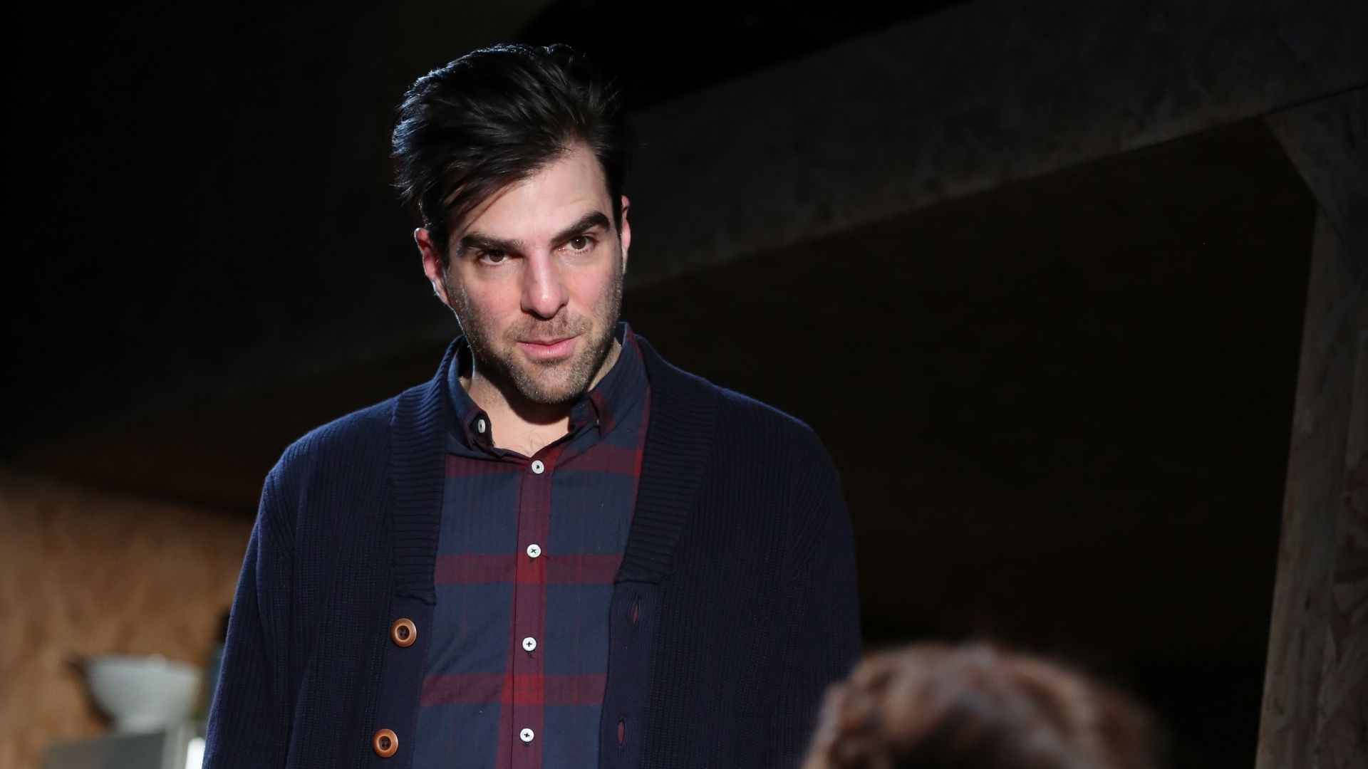 Zachary quinto off broadway
