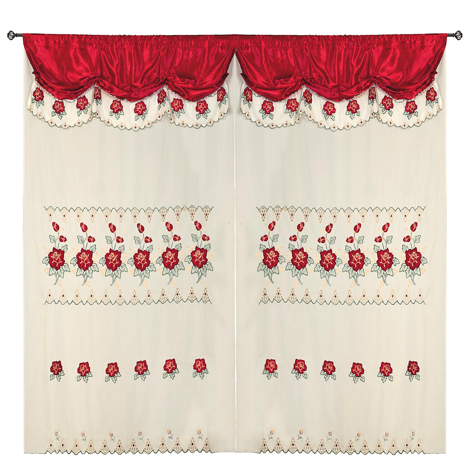 Valence curtain