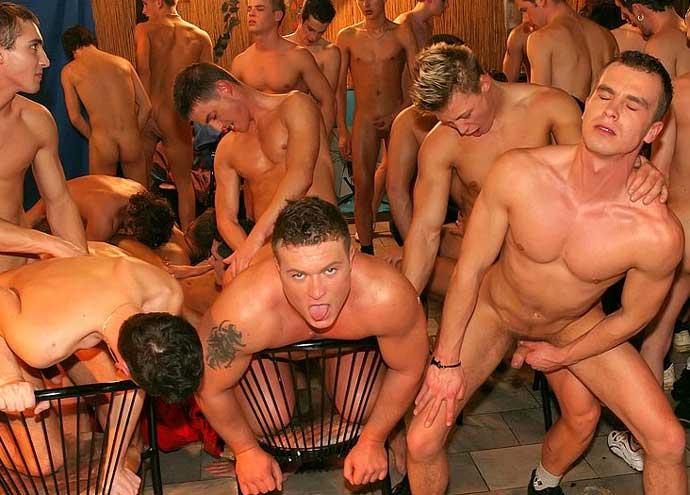 Порно клуб геев