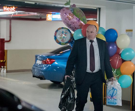 Подарки для Клавы пришлось погрузить в два автомобиля