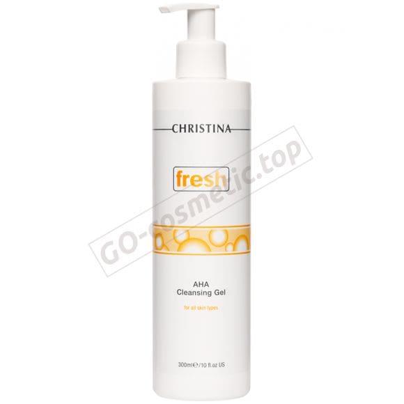 Christina Fresh AHA Cleansing Gel, 300ml