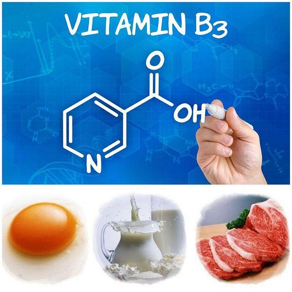 Ниацинамид, Витамин В3