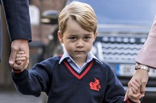 Кейт Миддлтон и принц Уильям скрывают от принца Джорджа его предназначение