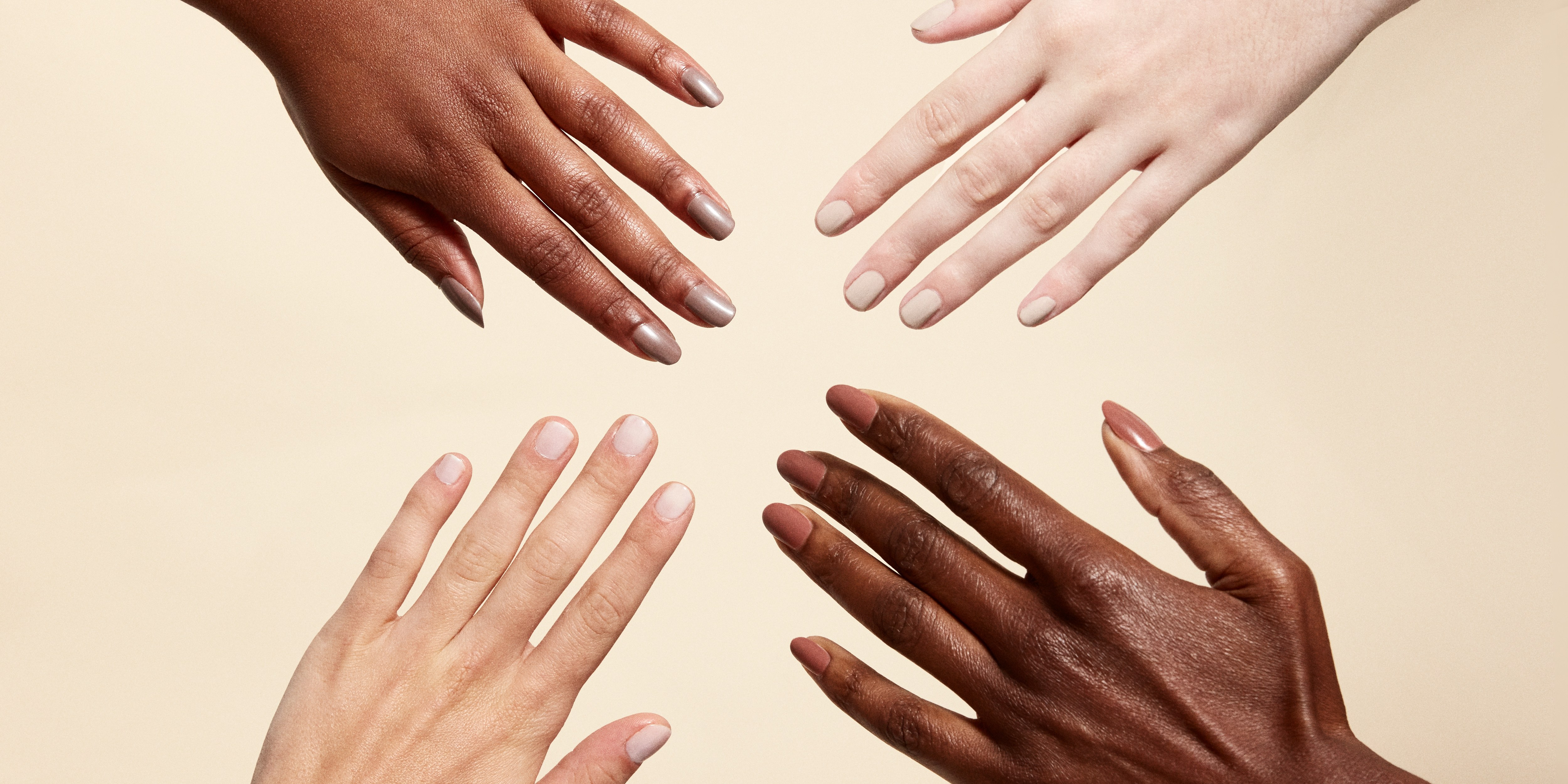 Nude color for nails