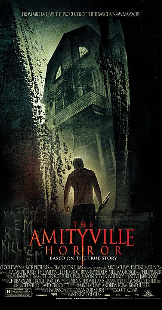 Ryan reynolds amityville horror shirtless