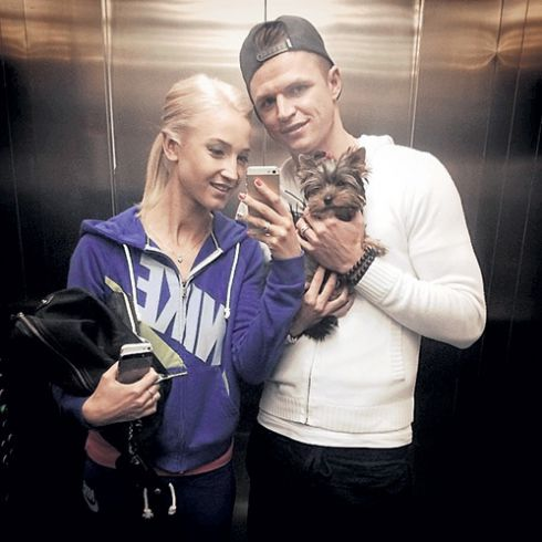 Дмитрий тарасов инстаграм мама