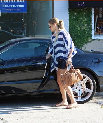 Lauren conrad's car