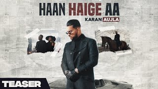 Latest Punjabi Video Haan Haige Aa - Karan Aujla - Gurlez Akhtar Download