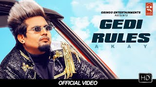 Latest Punjabi Video Gedi Rules - A Kay Download