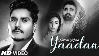 Latest Punjabi Video Yaadan - Kamal Khan Download