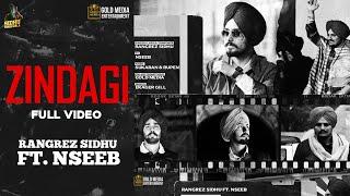 Latest Punjabi Video Zindagi - Rangrez Sidhu Download
