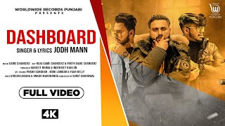Dashboard - Jodh Mann