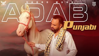 Latest Punjabi Video Adab - Babbu Maan Download