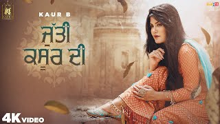Latest Punjabi Video Jutti Kasur Di - Kaur B Download