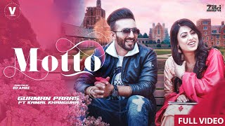 Latest Punjabi Video Motto - Gurman Paras Download