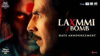 Laxmmi Bomb 2020 Movie Poster Akshay Kumar
