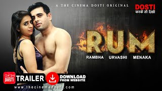 R.U.M 2020 The Cinema Dosti Web Series