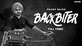Backbiter – Prabh Bains