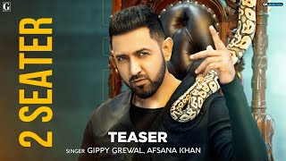 2 Seater – Gippy Grewal Ft Afsana Khan
