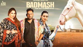 Badmash – Rabby Brar – Gurlej Akhtar