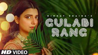 Latest Punjabi Video Gulabi Rang - Nimrat Khaira Download