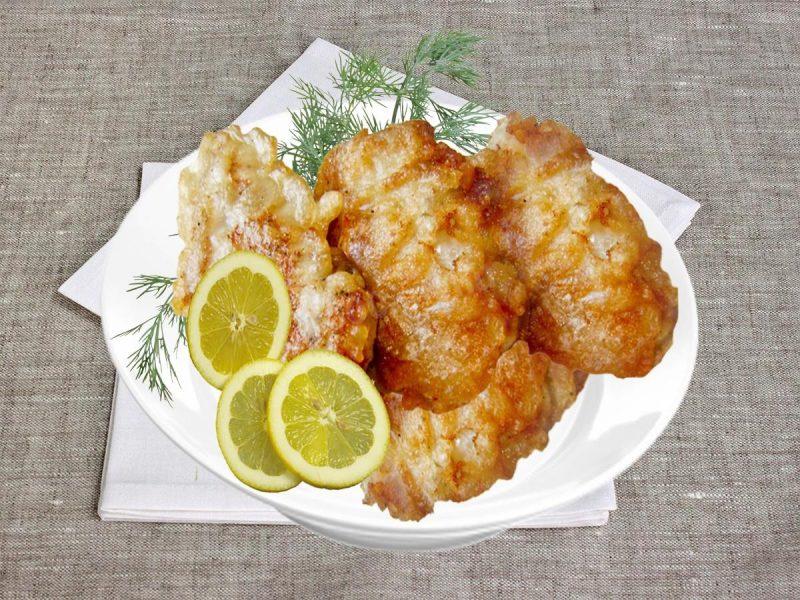 Как жарить рыбу минтай на сковороде