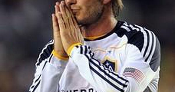 David beckham contract with galaxy
