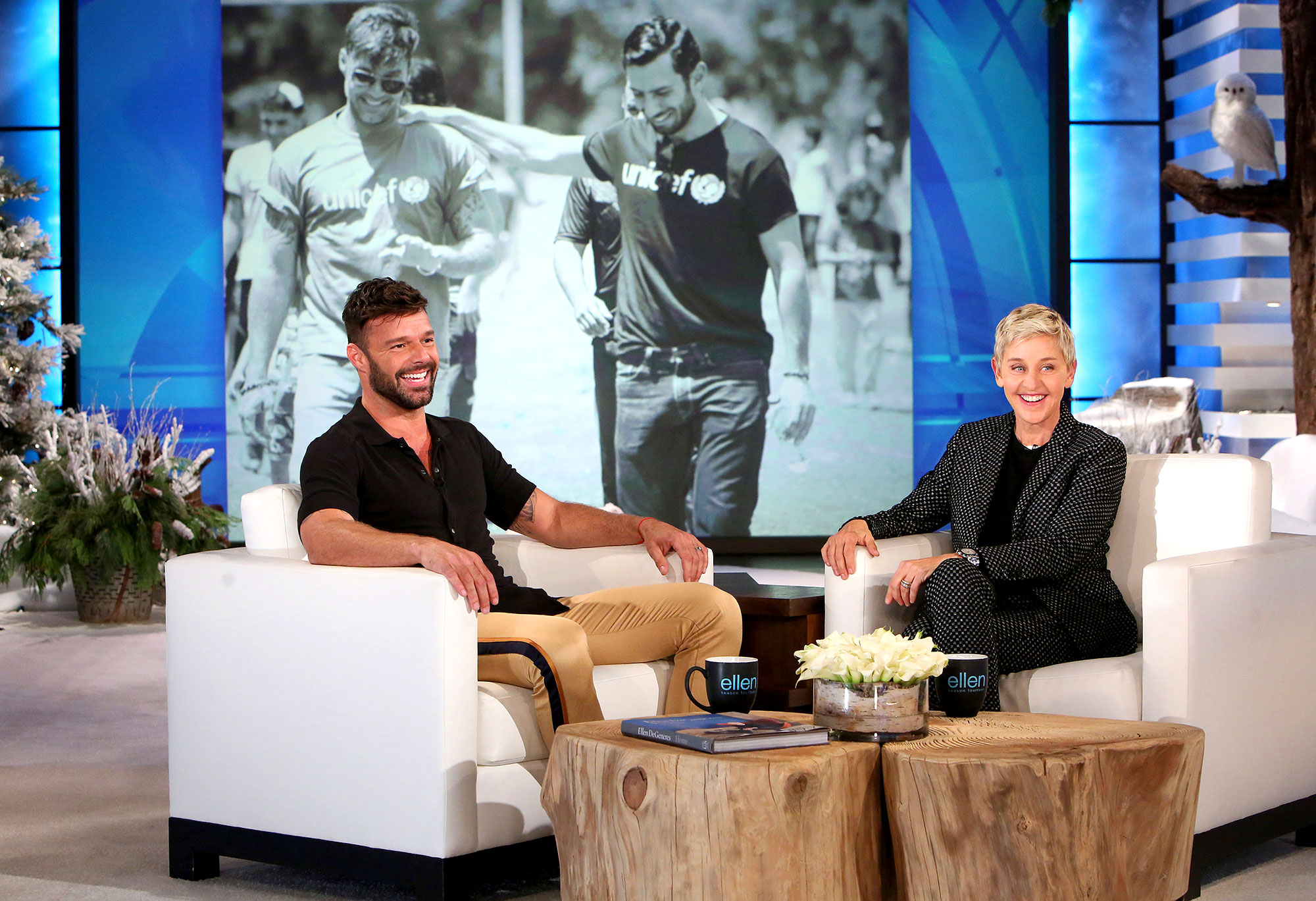 Ricky martin is gay who is his boyfriend