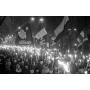 День рождения Бандеры: тысячи украинцев вышли на факельное шествие в К...