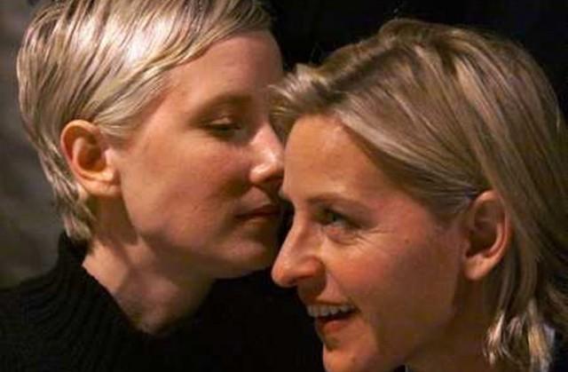 Ellen degeneres sex tape