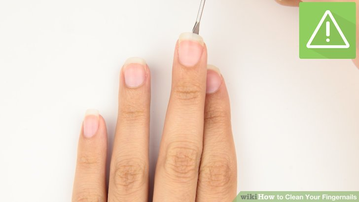 How to make fingernails thicker