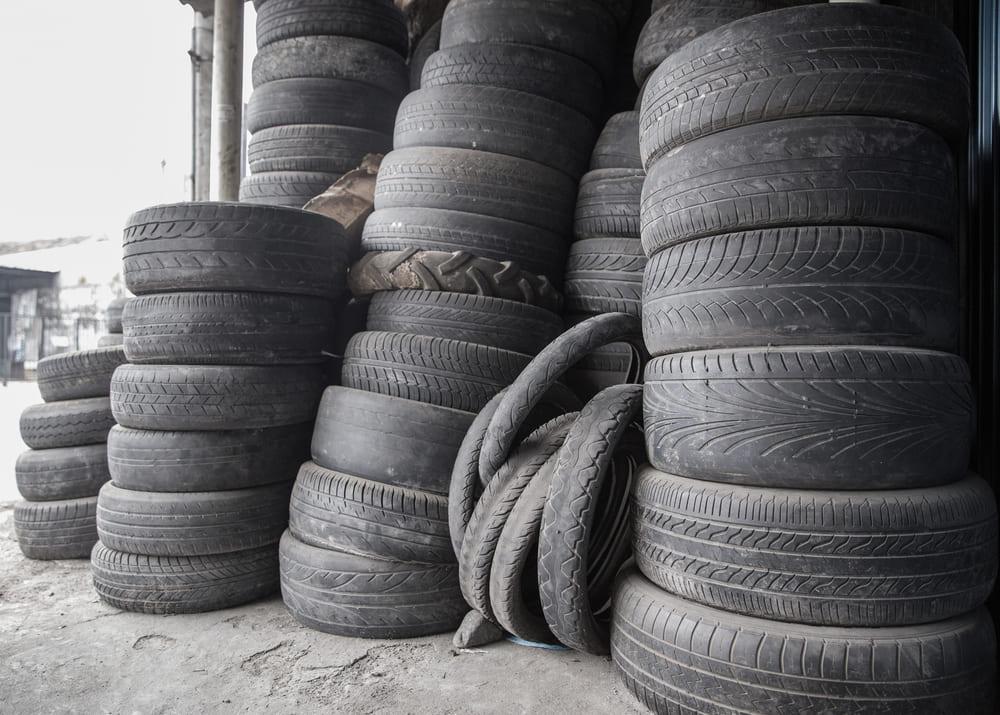 Бизнес по утилизации шин окупается за 6 месяцев