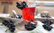 Что приготовить из черноплодной рябины на зиму
