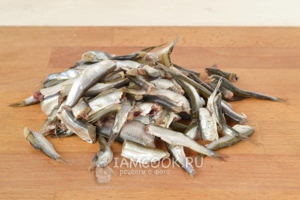 Килька рыба