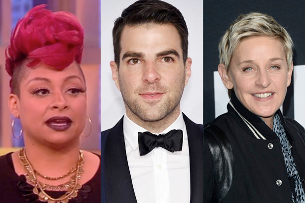 Hollywood celebrities who are gay