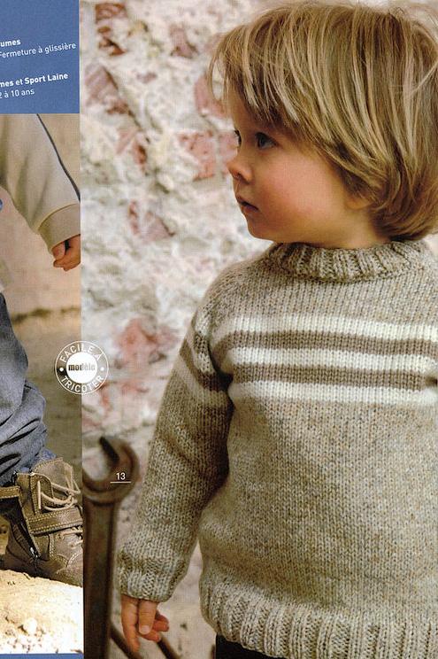 Вязание спицами свитера сверху вниз