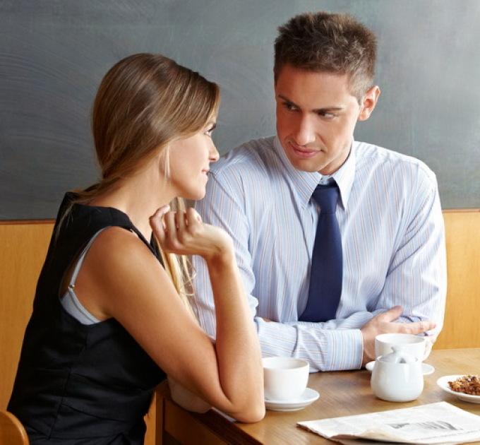 Не сложно понять, что мужчина вами заинтересован