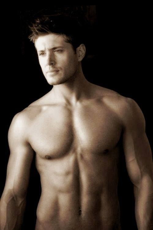 Jensen ackles pictures shirtless
