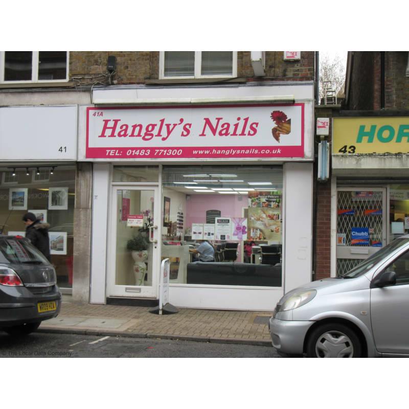 Hangleys nails woking
