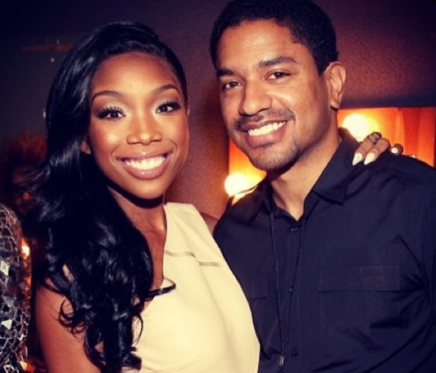 Did brandy norwood get married