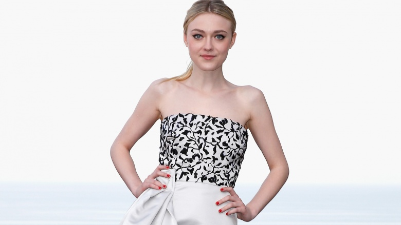 All about dakota fanning