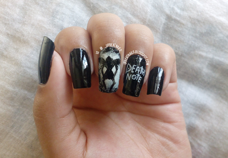 Death note nails